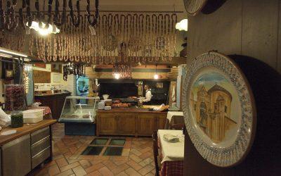 Cena a base di maiale in onore di Sant Antonio Abbate